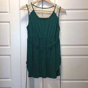 Liz Lange maternity sleeveless top